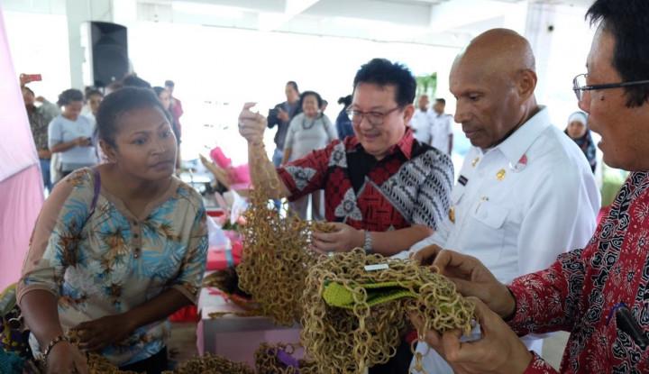 Prudential Berikan Pendampingan Bisnis bagi UKM di Papua - Warta Ekonomi