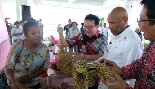 Foto Prudential Berikan Pendampingan Bisnis bagi UKM di Papua