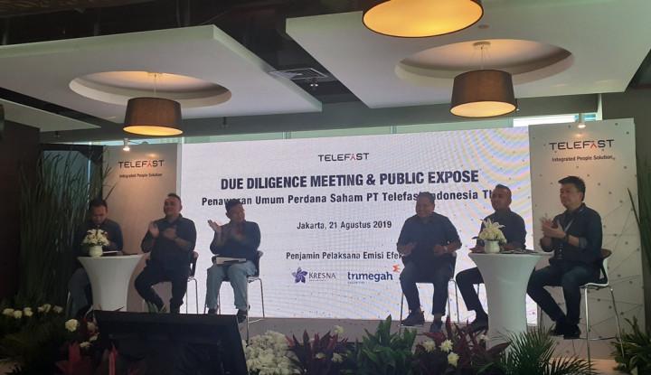 Startup Anak Usaha MCash Mau IPO Bulan Depan, Siapkan Miliaran Lembar Saham - Warta Ekonomi