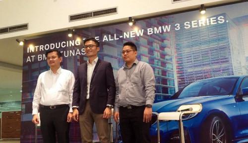 Foto Luncurkan Generasi Ke-7, BMW Seri 3 Dibanderol Rp1,15 Miliar
