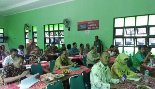 Foto Mitigasi Kekeringan, Kabupaten Sragen Siap Percepatan Tanam Bulan Agustus