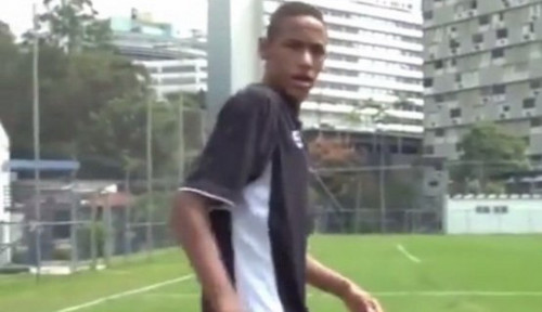 Foto Heboh! Video Aksi Neymar 9 Tahun Lalu saat Bela Santos