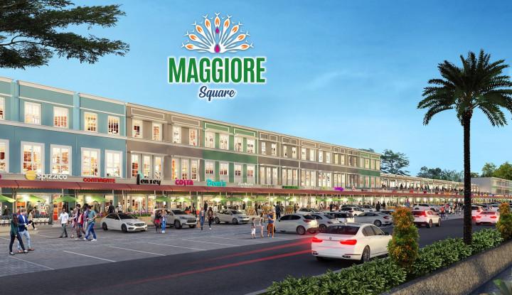 Paramount Land Launching Ruko 'Maggiore Square' di Gading Serpong - Warta Ekonomi