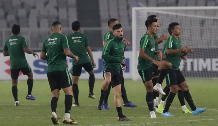Jadwal Lengkap Tim Nasional Indonesia Senior di Ajang Kualifikasi Piala Dunia 2022 - Warta Ekonomi