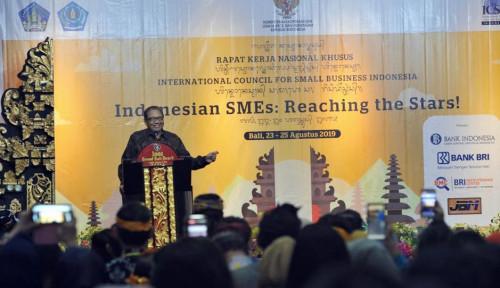 Foto Menkop-UKM Dorong ICSB Bangun UKM Ekspor