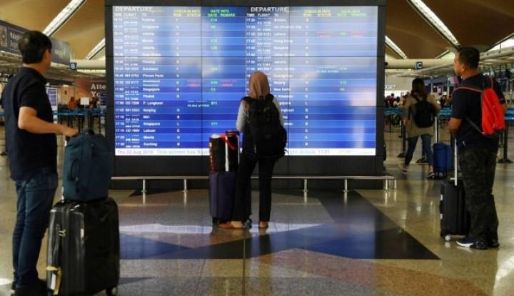 Gangguan Sistem Check-In, Ratusan Keberangkatan di Bandara Kuala Lumpur Terganggu - Warta Ekonomi