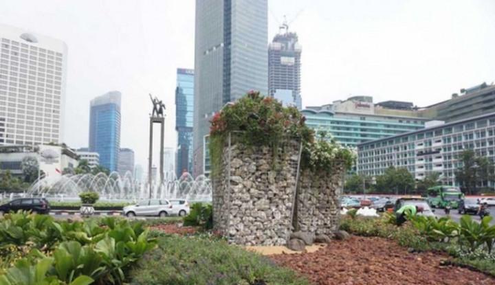 10 Manfaat Batu Gabion, Batu Rp150 Juta untuk Atasi Polusi Udara - Warta Ekonomi