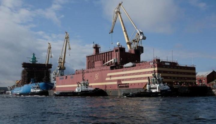 Rusia Segera Bangun Nuklir Terapung Pertama di Dunia - Warta Ekonomi