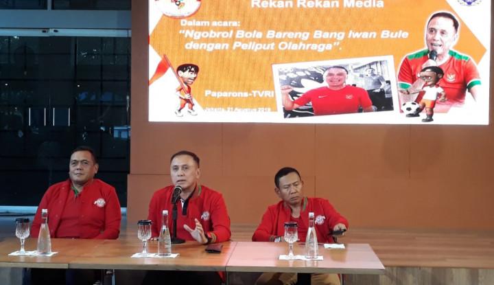 Bakal Calon Ketum PSSI Mochammad Iriawan: Siap Berkomitmen Bangun Persepakbolaan Indonesia