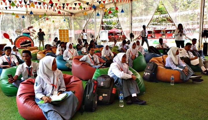 Dipandu Mitra Binaan Indra Karya, Peserta SMN Maluku Ikuti Pelatihan Kopi - Warta Ekonomi