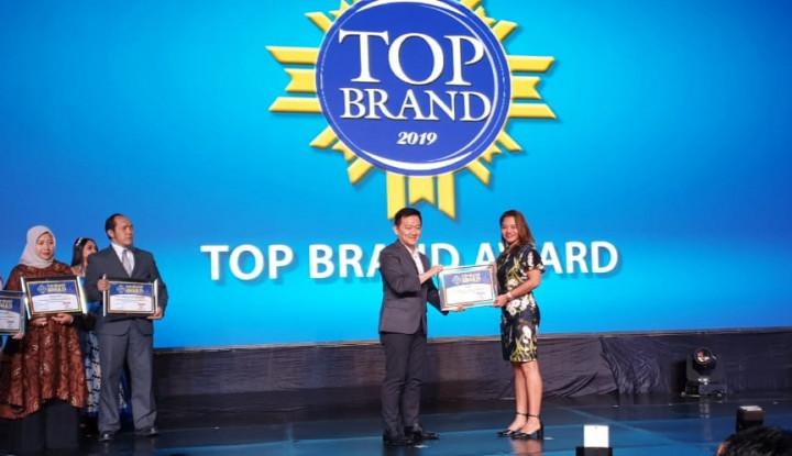 Sasa Raih Top Brand Award 2019 - Warta Ekonomi