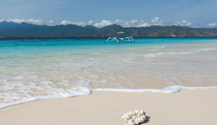 Pulau Rupat di Riau Akan Dijadikan KEK Pariwisata - Warta Ekonomi