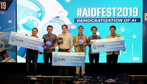 MTDL Pemenang Kompetisi AIoT Berkesempatan Belajar dengan Engineer Intel