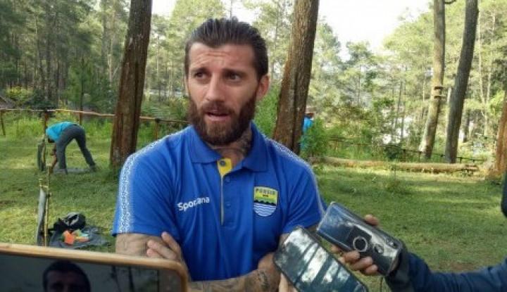Didepak Pelatih, Pemain Persib Bandung Ini Merasa... - Warta Ekonomi