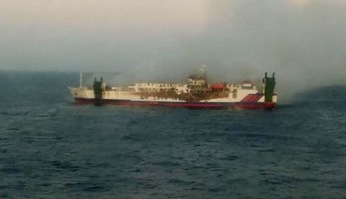 Kronologi 2 Kapal ASDP Indonesia Ferry Tabrakan di Laut NTT