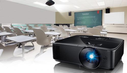 Foto Optoma SA500, Proyektor Pendukung Aktivitas Belajar-Mengajar, Harganya Rp5 Juta