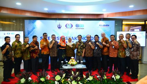 Foto SUCOFINDO, BKI, dan SI Siap Dukung Holding BUMN Jasa Survei