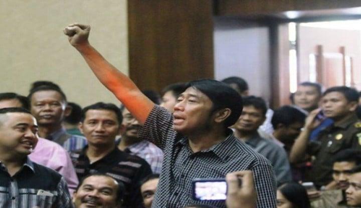 Soal Demo, Haji Lulung Bilang... - Warta Ekonomi