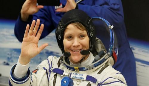 Foto Duh, Astronot NASA Ini Diduga Lakukan Peretasan Bank dari Luar Angkasa