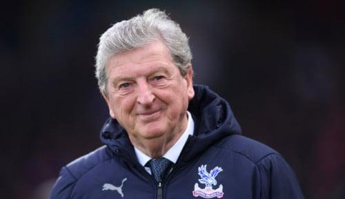 Foto Pelatih Crystal Palace Ungkap Rahasia Pecundangi MU