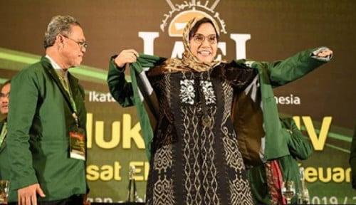 Foto Sri Mulyani Ajukan Tiga RUU ke DPR