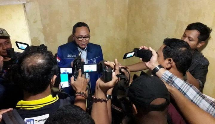 Zulkifli Hasan Tak Becus Pertahankan Suara PAN - Warta Ekonomi