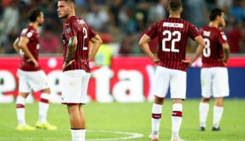 Foto Start Buruk Era Baru AC Milan