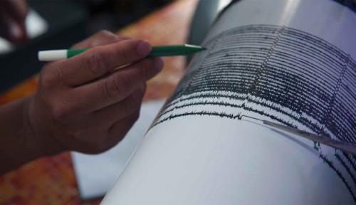 Foto Wow, Calon Ibu Kota Baru Belum Lama Ini Diguncang Gempa