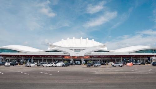 Foto Wow! Rp300 Miliar Lebih Disiapkan untuk Kembangkan Bandara Sultan Thaha Jambi