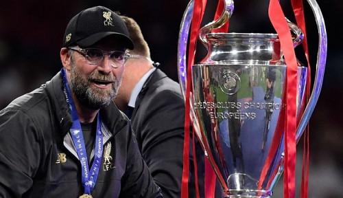 Bawa Liverpool Juara Liga Inggris, Klopp: Saya Masih Pria Normal