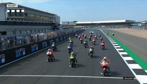 Foto Waduh, Gara-Gara Corona MotoGP Terancam Kehilangan Sponsor