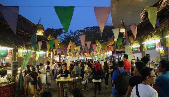 Ragam Kuliner Khas Sumatera di Festival Kuliner Serpong 2019 - Warta Ekonomi