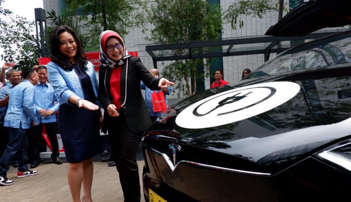Telkomsel dan Bluebird Kolaborasi Hadirkan Taksi Berbasis IoT - Warta Ekonomi