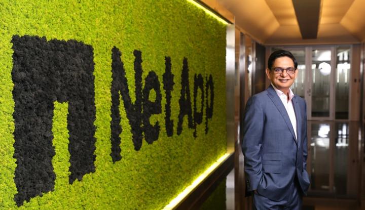 NetApp Tunjuk Sanjay Rohatgi Pimpinan Asia Pasifik - Warta Ekonomi