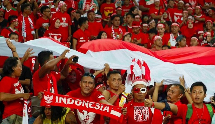 Cerita Suporter Thailand ke GBK: Lho Kok Sepi?