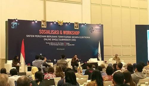 Foto 300 Konsultan Ikuti Sosialisasi Pelayanan Terpadu Satu Pintu