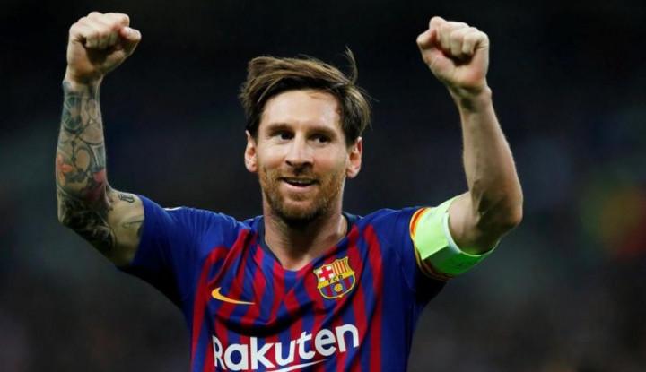Barcelona Tawarkan Kontrak Istimewa ke Messi - Warta Ekonomi