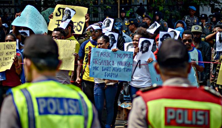Penyebab Papua Membara, Salah Pemerintah? - Warta Ekonomi