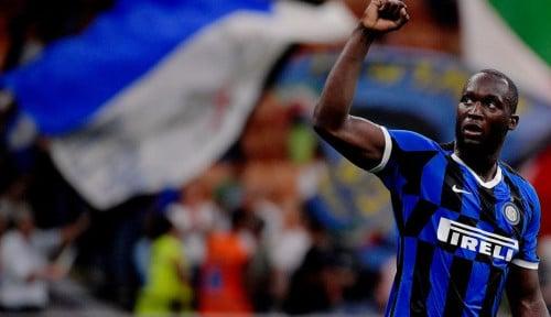 Inter Bungkam Milan, Lukaku Senang 'Lengserkan' Ibrahimovic