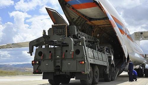 Foto Gak Mau Tunduk pada AS, Turki Tegas S-400 Rusia Penting untuk Terapkan...