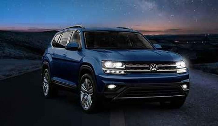 Volkswagen Umumkan Masuki Bisnis Mobil Otonom - Warta Ekonomi