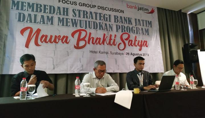 Bank Jatim Siap Kawal Program Gubernur Khofifah Entaskan Kemiskinan