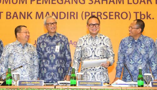 Foto Dana Ngendap Rp8 Triliun di Krakatau Steel, Bank Mandiri Ambil Langkah Pasti!
