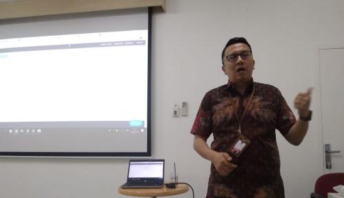 Foto Kota Medan Peringkat 3 Terbesar Pengakses Publik Expose Live 2019