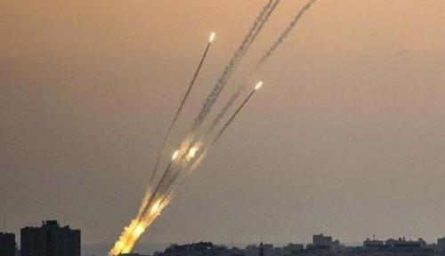 Foto Mesir Ancam Lakukan Ini Jika Hamas Terus Serang Israel dengan Roket