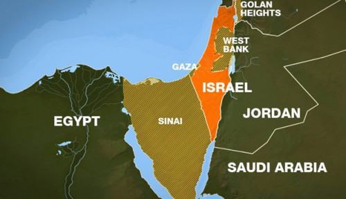 Foto Kecam Perdamaian Timur Tengah Buatan AS, Aktivis Palestina Sebut Trump Berpihak