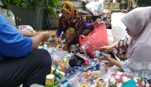 Foto Sukses Bangun Bank Sampah, BSM Bakal Bentuk Koperasi
