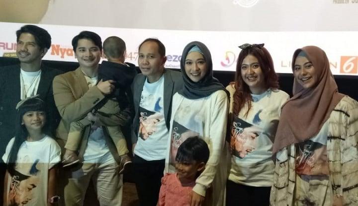 Film 'Suami Yang Menangis', Berkisah Tentang Kisah Nyata Mendiang Ustad Arifin Ilham - Warta Ekonomi