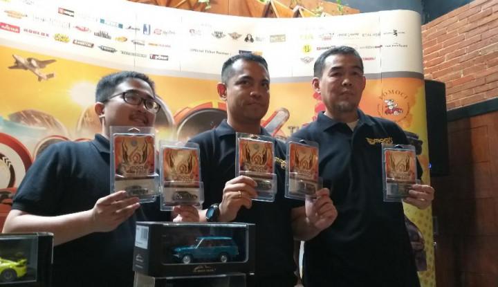 42 Komunitas Diecast Siap Ramaikan Tomoci Fair 6 - Warta Ekonomi