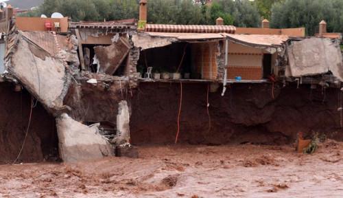 Foto Banjir Bandang Terjadi di Sigi Sulteng